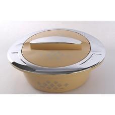 طقم حافظات طعام نوفا بلاستيك 3 حبة